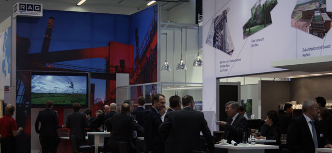 RAG Immobilien GmbH - Expo Real 2010, München