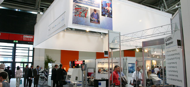 VDI Technologiezentrum GmbH - LASER World of PHOTONICS, München